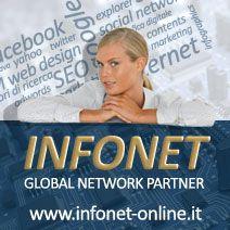 Infonet web design