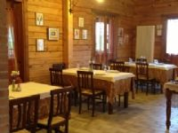 sala ristorante di Chiulano