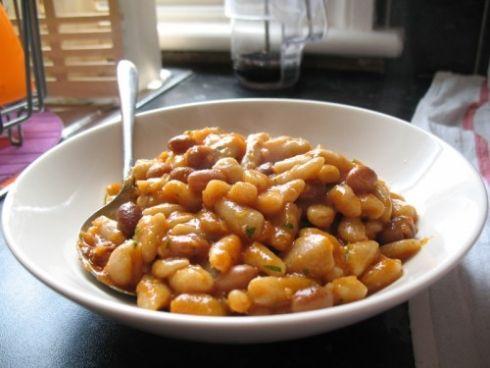 pisarei e fasò tipico piatto della tradizione piacentina